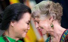 Tippi Hedren - Người đẹp tóc vàng -  ân nhân của  nhiều người Việt ở Mỹ