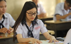Phương án thi tốt nghiệp THPT và tuyển sinh ĐH: nhiều câu hỏi gửi Bộ GD-ĐT