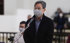 Cựu bộ trưởng Nguyễn Bắc Son xin được giảm án để có cơ hội về với gia đình
