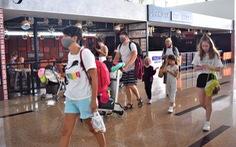 182 công dân Nga rời Việt Nam về nước