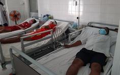 3 thuyền viên người Indonesia trôi dạt vào vùng biển Sóc Trăng