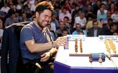 Nakamura sẽ lật đổ 'vua cờ' bằng tốc độ