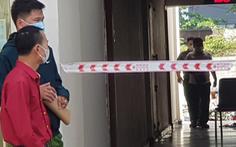 Công an TP.HCM kiểm tra lại hiện trường TS Bùi Quang Tín tử vong