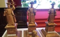 Chỉ dựng tượng vua Lý Thái Tông tại trụ sở Tòa án tối cao