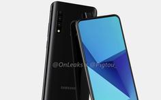 Samsung gia nhập cuộc chơi camera 'thò thụt'?