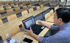 Một số trường đại học cho sinh viên học trực tuyến đến hết tháng 3