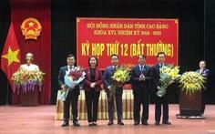 Thủ tướng phê chuẩn nhân sự Vĩnh Long, Cao Bằng