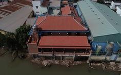 Một nhà hàng bị phạt 78 triệu đồng vì xây dựng sai giấy phép