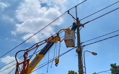 TP.HCM nắng nóng, hóa đơn tiền điện có thể tăng 'sốc'