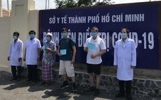Thêm 3 bệnh nhân nhiễm COVID-19 điều trị tại TP.HCM được xuất viện
