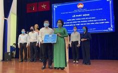 Xuân Mai Sài Gòn đóng góp 5 tỉ đồng giúp phòng chống dịch COVID-19