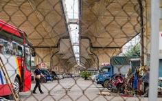 Hà Nội tiếp tục được trông giữ ôtô, xe máy dưới các gầm cầu