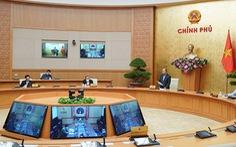 Thủ tướng yêu cầu chuẩn bị các tình huống phức tạp, phát triển máy thở