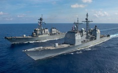 Quân đội Trung Quốc gọi Mỹ là 'kẻ phá rối' ở Biển Đông
