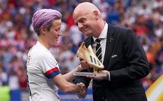 Nhờ đâu FIFA, UEFA hào phóng?