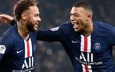 Đội PSG được trao chức vô địch Ligue 1 của Pháp