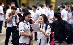 Hơn 900.000 thí sinh đăng ký thi tốt nghiệp THPT, chỉ 643.000 em đăng ký xét tuyển