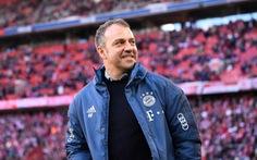 Bayern Munich ký hợp đồng chính thức với HLV tạm quyền Hansi Flick