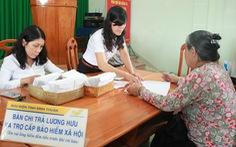 TP.HCM: Bắt đầu trả lương hưu 2 tháng 4 và 5 từ 6-4