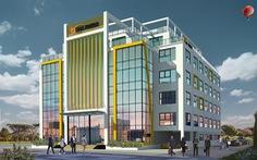 Tháng 6-2020 Bcons đưa vào khai thác tòa nhà văn phòng Bcons Tower II