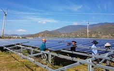 Huy động điện từ các nhà máy điện mặt trời tăng đến 28 lần