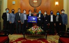 Samsung ủng hộ 10 tỉ hỗ trợ phòng chống dịch COVID-19