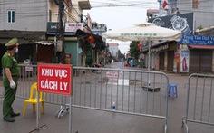 Hà Nội phong tỏa thôn Hạ Lôi với 10.872 nhân khẩu, liên quan bệnh nhân 243