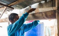 'Ngôi làng bền vững' - Kỳ 1: Những phận đời khốn khó ở Hưng Thạnh