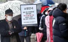 Hàn Quốc phát khẩu trang y tế miễn phí cho lao động Việt Nam