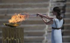 Nhật Bản hủy triển lãm Ngọn đuốc Olympic