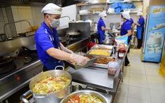 Saigon Co.op đảm bảo thực phẩm an toàn cho các khu cách ly