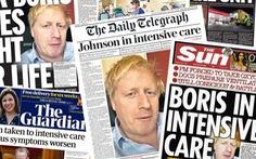 5 câu hỏi về bệnh tình của thủ tướng Anh Boris Johnson
