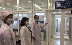 Bệnh viện Đa khoa trung tâm An Giang được xét nghiệm SARS-CoV-2