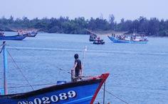 2 thi thể còn lại vụ lật ghe trên sông Thu Bồn đã được tìm thấy