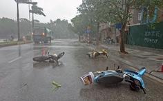 Cả nước có mưa và dông, đề phòng thời tiết nguy hiểm