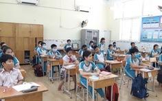 Sở GD-ĐT TP.HCM: Không bắt buộc 100% học sinh học cả ngày thứ bảy