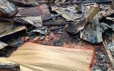 Cụ bà 86 tuổi chết trong ngôi nhà bị cháy, nghi lửa từ tàn thuốc lá
