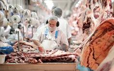 Trung Quốc bác thông tin ngưng nhập thịt bò Úc vì tranh cãi điều tra COVID-19