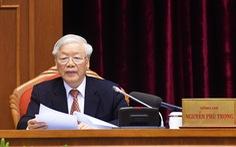 Sáng nay khai mạc trọng thể Hội nghị lần thứ 12 Ban Chấp hành Trung ương Đảng khóa XII
