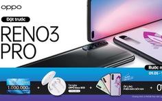 Cơ hội giảm 2 triệu đồng cùng bộ quà phong cách khi sở hữu OPPO Reno3 Pro