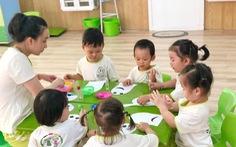 TP.HCM: tạm thời chưa cho trẻ mầm non ăn sáng tại trường