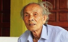 Cụ ông thương binh 83 tuổi không nhận tiền hỗ trợ: 'Tôi chưa đóng góp được gì nên không thể nhận'