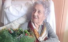 Cụ bà 113 tuổi thắng virus corona dù không đi viện