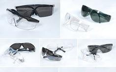 Mắt kính chống tia UV Double Shield