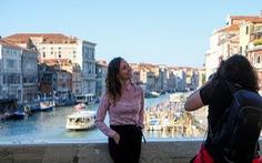 Thành phố Venise chuyển hướng vào du khách nội địa
