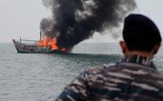 Việt Nam đề nghị Indonesia tìm kiếm, điều tra vụ 4 ngư dân tàu cá Bình Định mất tích