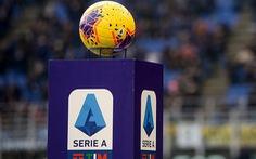 Serie A thi đấu trở lại vào ngày 13-6