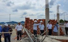 Đồng Nai yêu cầu tạm dừng các công trình tương tự sau vụ sập tường, 10 người chết