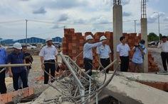 Khởi tố, tạm giam giám đốc thi công để xảy ra vụ sập tường ở Đồng Nai