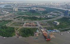 Đấu giá hơn 5.000m2 đất ở khu đô thị mới Thủ Thiêm